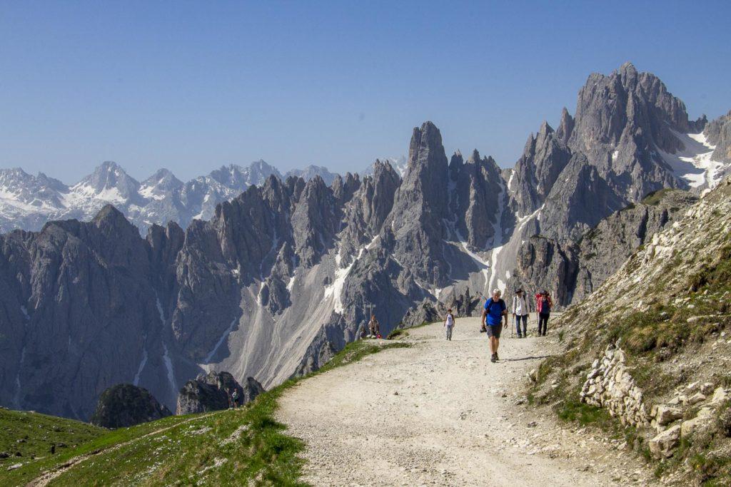 alpes italianos trilhas