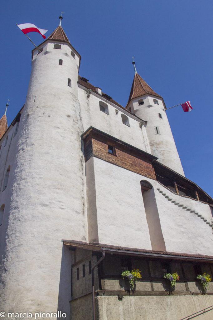 castelo thun suiça
